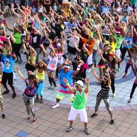 Be Part of a Flash Mob - Bucket List Ideas