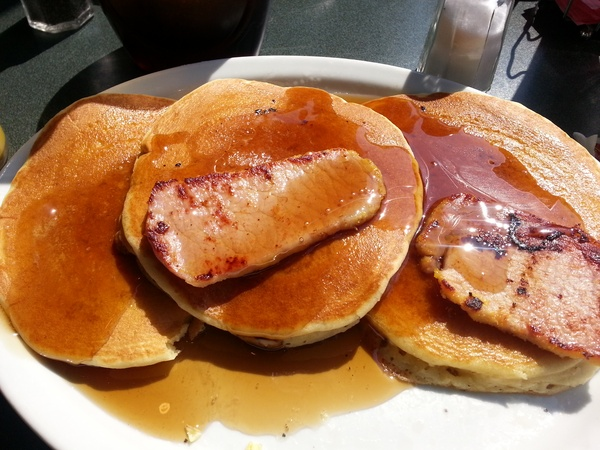 Eat Canadian Pancakes in Canada - Bucket List Ideas