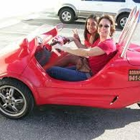 Drive a Scooter Car - Bucket List Ideas