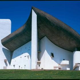 Visit Architectural Work of Le Corbusier - Bucket List Ideas