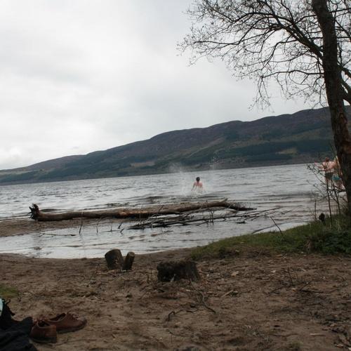 Swim in Loch Ness, Scotland - Bucket List Ideas