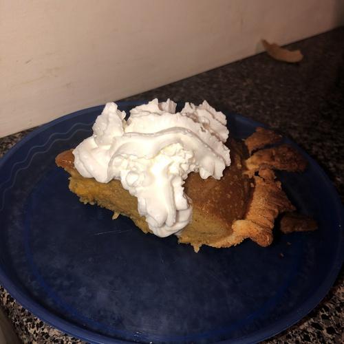 Bake a pumpkin pie from scratch (using the actual pumpkin) - Bucket List Ideas