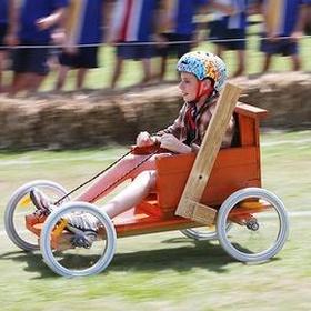 Enter a billy cart race - Bucket List Ideas