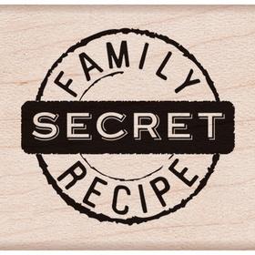 Create a Secret Family Recipe - Bucket List Ideas