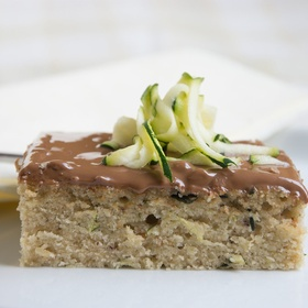 Bake a zucchini cake - Bucket List Ideas