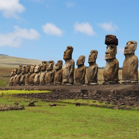 See the statues on Easter Island - Bucket List Ideas