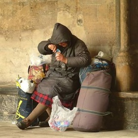 Buy a Homeless Person a Full Meal - Bucket List Ideas