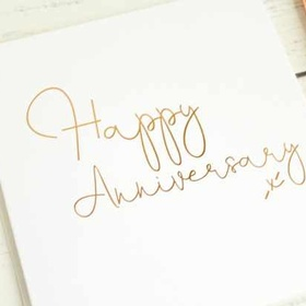 Celebrate Our Paper Anniversary - Bucket List Ideas