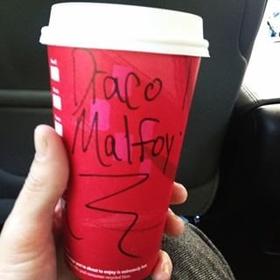 Use a fake name at starbucks - Bucket List Ideas
