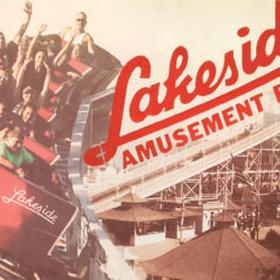 Visit Lakeside amusement park - Bucket List Ideas