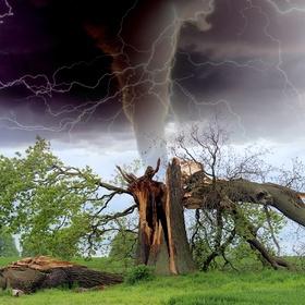 See a tornado - Bucket List Ideas