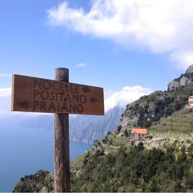 Climb the Path of the Gods in Positano - Bucket List Ideas