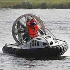 Drive a hovercraft - Bucket List Ideas
