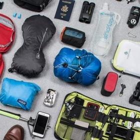 Buy A New Travel Item - Bucket List Ideas