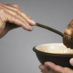 Voulenteer at a soup kitchen - Bucket List Ideas