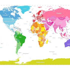 Visit the 7 Continents - Bucket List Ideas
