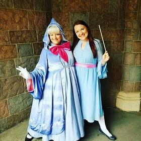 Dress Disney bound in one of the parks - Bucket List Ideas