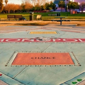 Play Monopoly in the Park in San Jose, California - Bucket List Ideas