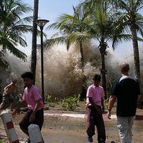 Experience a tsunami - Bucket List Ideas