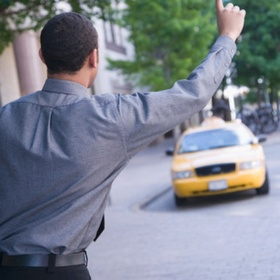 """Get in a Taxi, Point at a Random Car and Yell """"Quick! Follow that Car!"""" - Bucket List Ideas"""