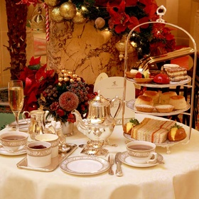 Have afternoon tea in a fancy place - Bucket List Ideas