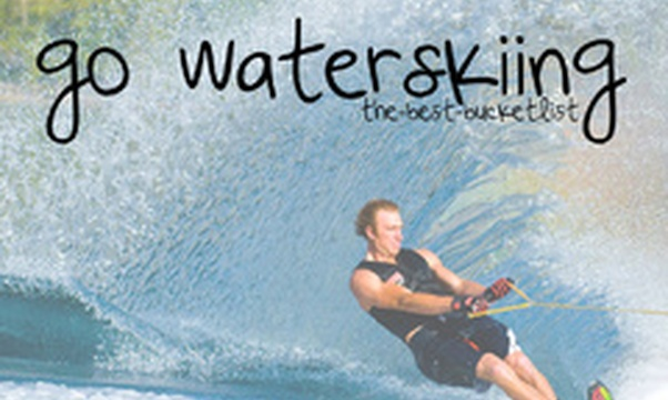 Go water skiing - Bucket List Ideas