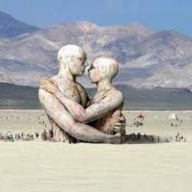 Attend the 'Burning man' festival in Nevada - Bucket List Ideas