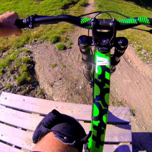 Bike Down a Mountain - Bucket List Ideas