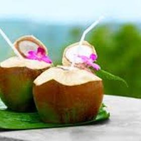 Drink coconut water from a fresh coconut - Bucket List Ideas