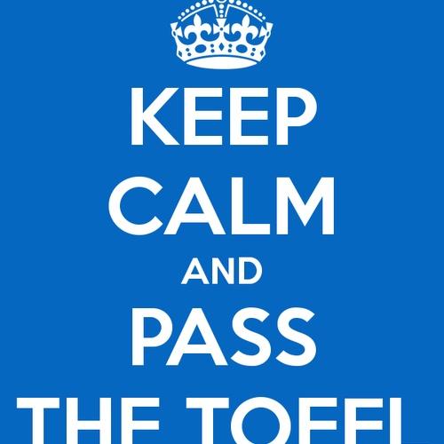 Pass the TOEFL exam - Bucket List Ideas
