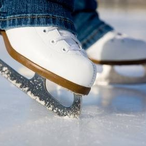 Learn to Ice Skate - Bucket List Ideas