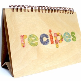 Write a cookbook with my favorite recipes - Bucket List Ideas