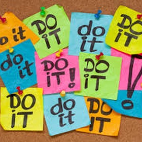 Stop Procastinating - Bucket List Ideas