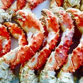 Eat an Iconic State Food - Alaska (King Crab) - Bucket List Ideas