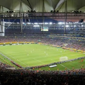 Watch a football match at the Maracana - Bucket List Ideas