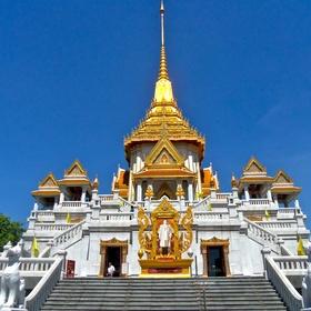 See the Gold Buddha of Wat Trimitr - Bucket List Ideas