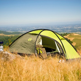 Go on a trip with a backpack and  tent - Bucket List Ideas