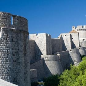 Walk Dubrovnik's City Wall - Bucket List Ideas