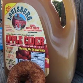 Autumn - Drink Apple Cider & Enjoy A Cider Doughnut - Bucket List Ideas