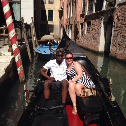 Ride on a gondola - Bucket List Ideas