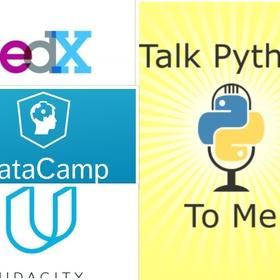 Complete at least 5 courses on python - Bucket List Ideas