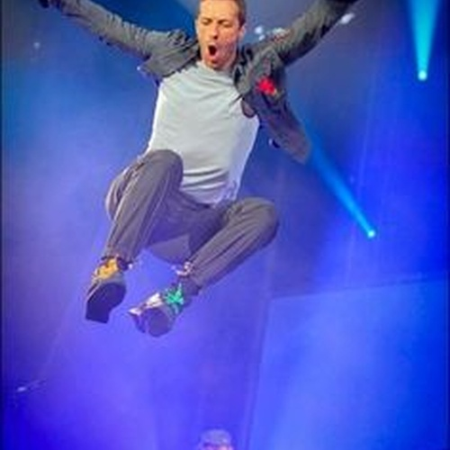Sing and dance like crazy at the Coldplay concert AHFOD tour - Bucket List Ideas