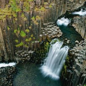 Visit Litlanesfoss falls - Bucket List Ideas