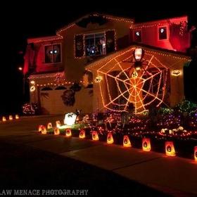 Decorate My House for Halloween - Bucket List Ideas
