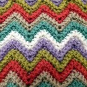 Crochet a blanket - Bucket List Ideas