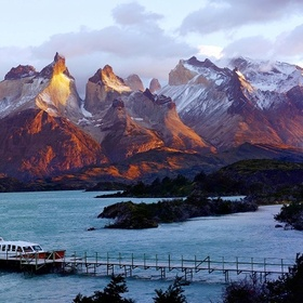 Patagonia - trekking - Bucket List Ideas
