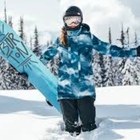 Try out snowboarding - Bucket List Ideas
