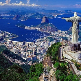 Visit Brazil - Bucket List Ideas