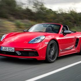 Drive a Porsche - Bucket List Ideas