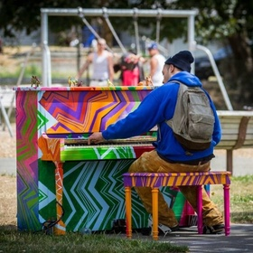 Play An Entire Song on Piano - Bucket List Ideas